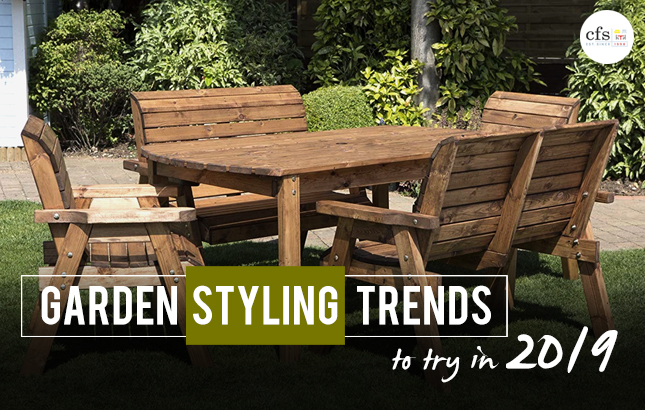 Garden Styling Trends to Try in 2019